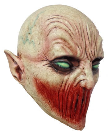 Deadly Silence Latex Mask