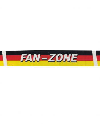 Fan Zone Party Tape