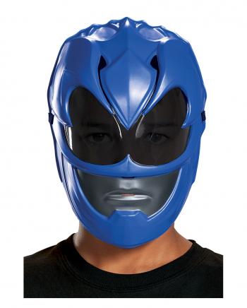 Blue Ranger Kinder Halbmaske Power Rangers