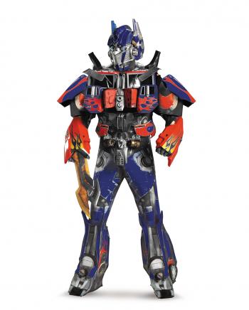 Optimus Prime Deluxe Kostüm Transformers