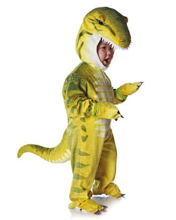 Dino Rex Kleinkinderkostüm Grün