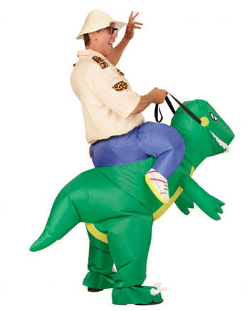 Dinosaur Carry Me Costume Inflatable