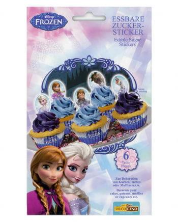Disney Frozen Sugar Sticker 6 pcs.