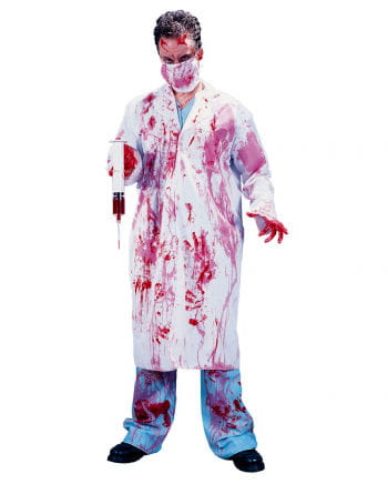 Dr. Kill Joy Costume