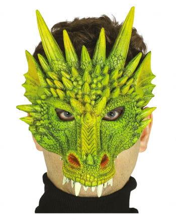 Drachen Halbmaske