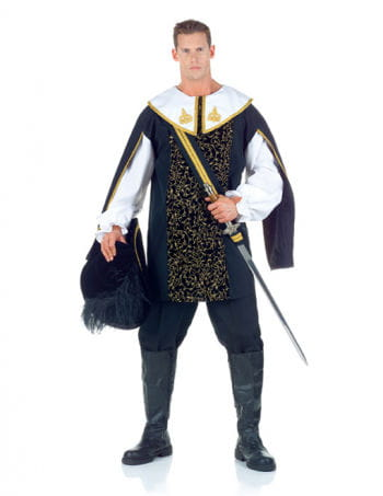 Noble Musketeer Costume XXL