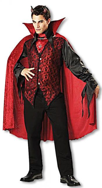 Elegant Devil Costume