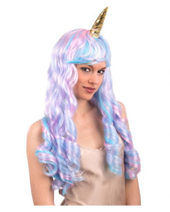 Unicorn Wig With Horn