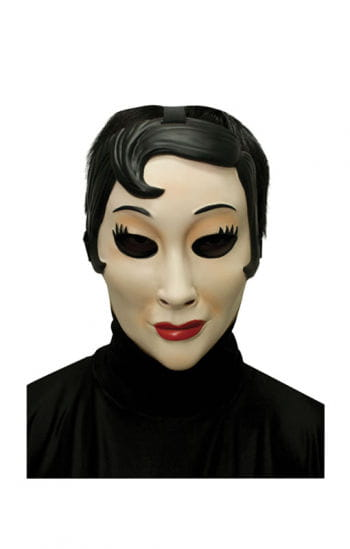 Emo Girl Maske
