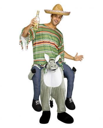 Donkey Carry Me Costume