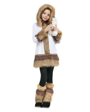Eskimo Girls Children Costume