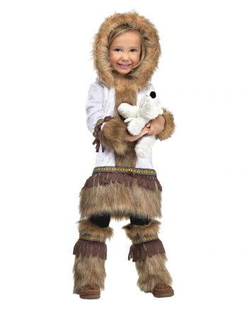 Eskimo Kleinkinderkostüm