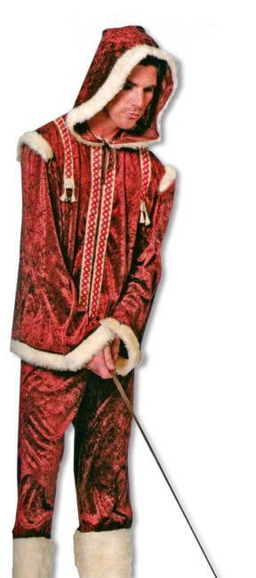 Eskimo Man Costume L