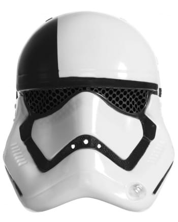 Executioner Trooper Half Mask for Kids