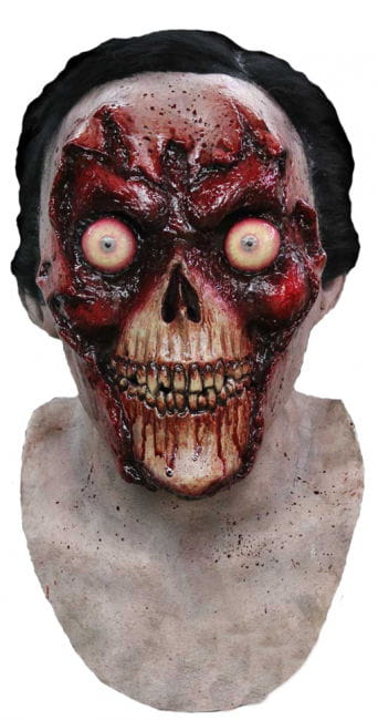 Face Off Zombie Mask
