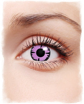 Fairy Witch Contact Lenses pink