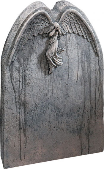 Fallender Engel Grabstein