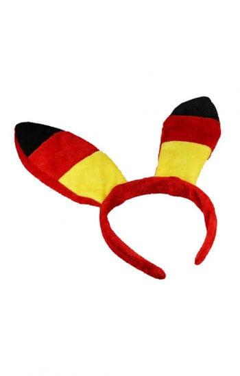 Fan bunny ears Germany