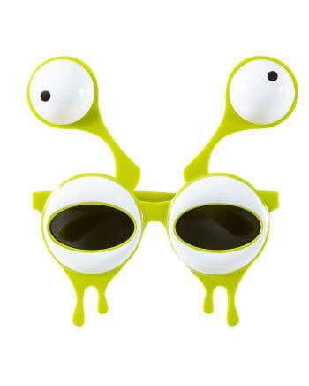 Carnival glasses with Alien Eyes