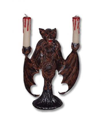 Fledermaus LED Kerzenständer