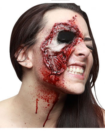 Distance Vision Latex Wound
