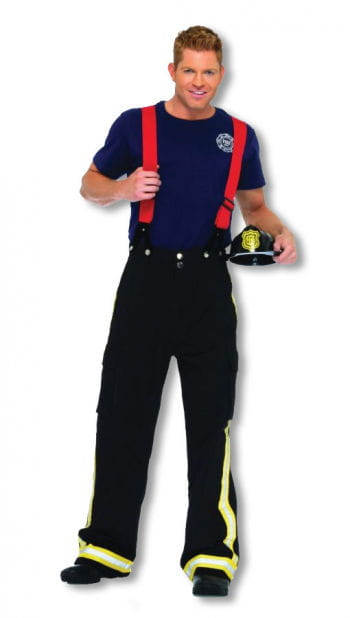 Firefighter Costume ML