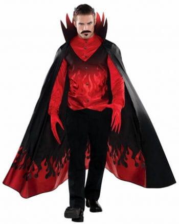 Flammen Teufel Kostüm