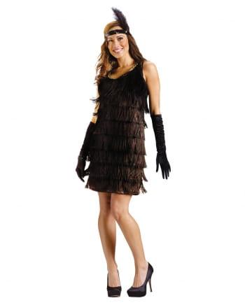 Charleston Flapper Girl Kostüm SM