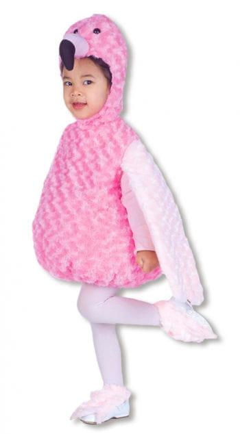 Fluffy Flamingo mini