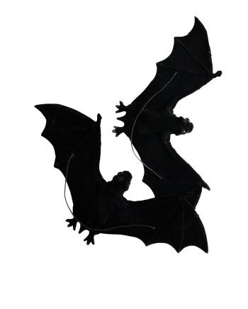 Bat Deco To Hang Up Set Of 2