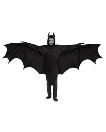 bat costume with movable wings to buy horror. Black Bedroom Furniture Sets. Home Design Ideas