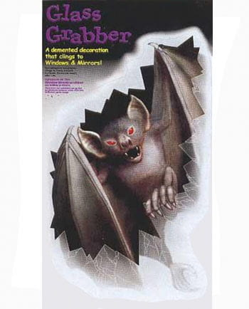Bat Mirror or Window Decoration