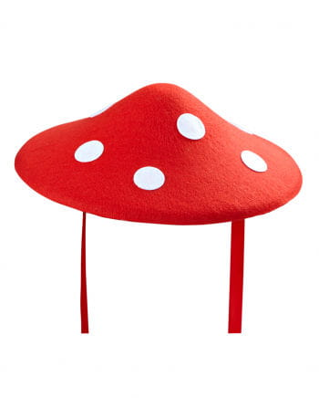 Toadstool Hat