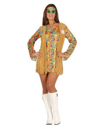 Flower Power Hippie Dress Allegra