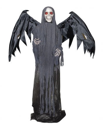 Wing beating Reaper 163 cm | Halloween Animatronic | horror-shop.com