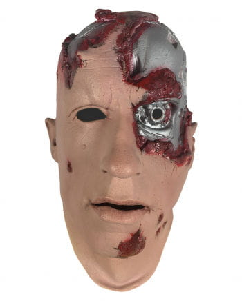 Terminator foam latex mask