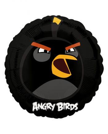 Folienballon Angry Birds Bomb