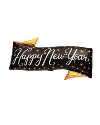 Foil balloon Happy New Year