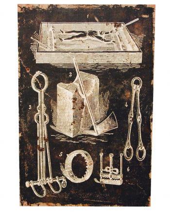 Torture - canvas print