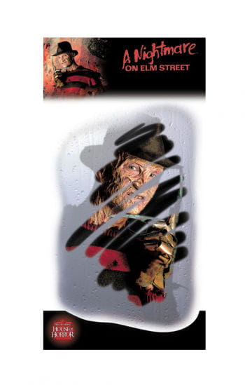 Freddy Krueger film mirror
