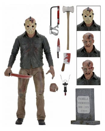 Friday The 13th Actionfigur Jason