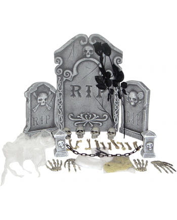 Cemetery Deluxe Set 31 pcs.