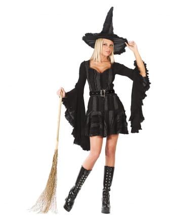 Frivolous Gothic Witch Costume. ML  sc 1 st  Horror-Shop.com & Frivolous Gothic Witch Costume. ML | Gothic Fashion | horror-shop.com
