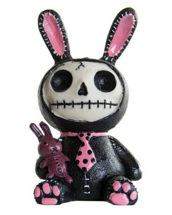 Black Bun Bun - Furrybones Figure small