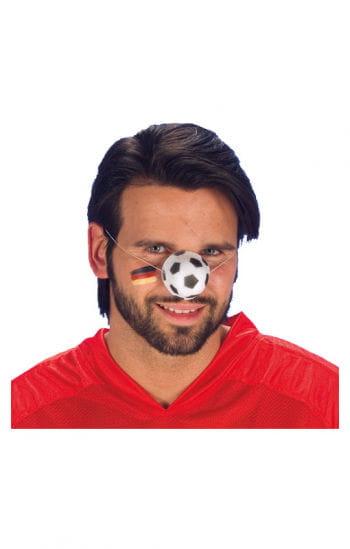 Football Nose black / white