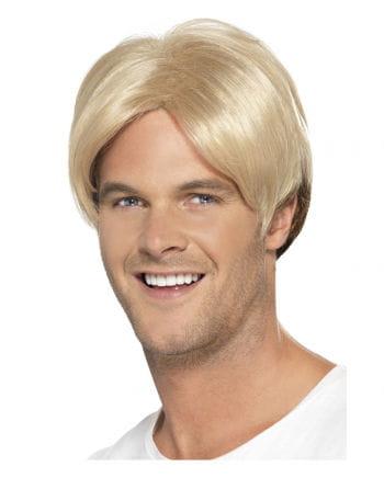 Fußballer Perücke Blond