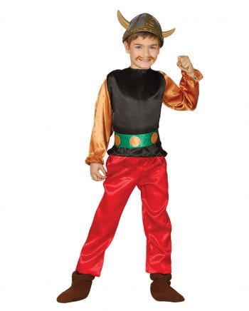 Gallic Soldier Children's Costume