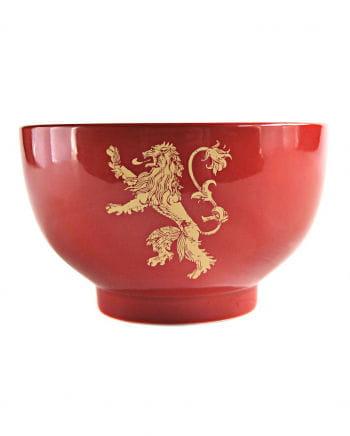 Game of Thrones House Lannister Müslischale