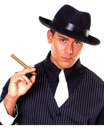 Gangster Hut Nadelstreifen