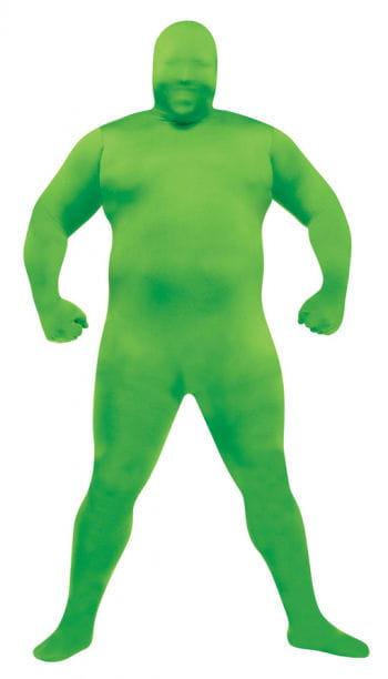 Ganzkörperanzug XL grün